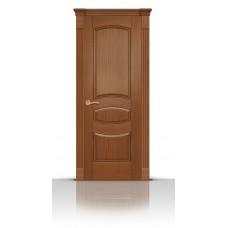 Дверь СитиДорс модель Гелиодор цвет Американский орех