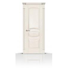 Дверь СитиДорс модель Гелиодор цвет Ясень белый