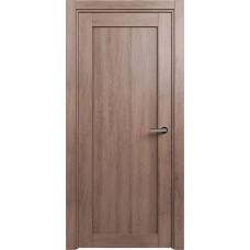 Дверь Status Optima модель 111 Дуб капучино