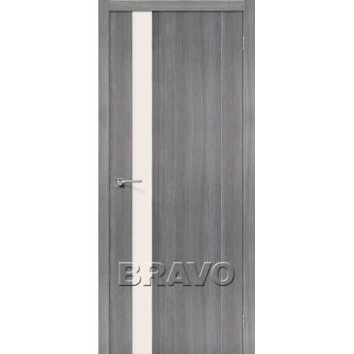 Межкомнатная Дверь Экошпон Порта-11 Grey Veralinga