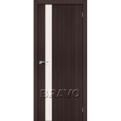 Межкомнатная Дверь Экошпон Порта-11 Wenge Veralinga