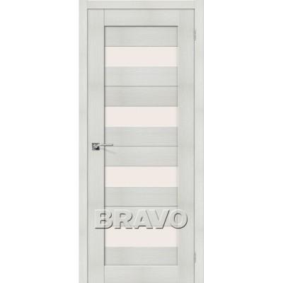 Межкомнатная Дверь Экошпон Порта-23 Bianco Veralinga