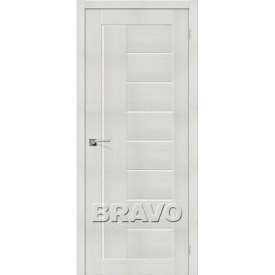 Межкомнатная Дверь Экошпон Порта-29 Bianco Veralinga