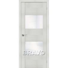 Дверь Экошпон VG2 WW Bianco Veralinga