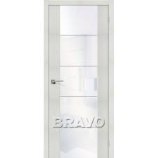 Дверь Экошпон V4 WW Bianco Veralinga