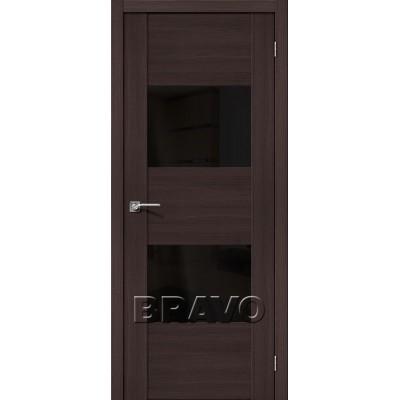 Межкомнатная Дверь Экошпон VG2 Wenge Veralinga