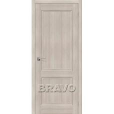 Двери Экошпон Порта-62 цвет Cappuccino Veralinga
