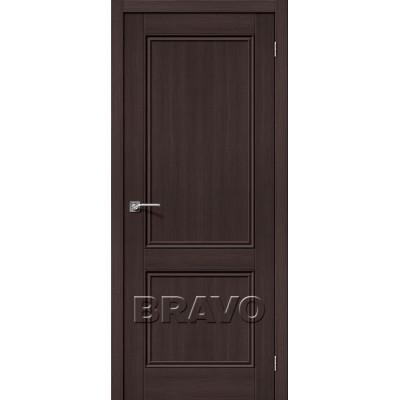 Межкомнатная Дверь Экошпон Порта-62 Wenge Veralinga