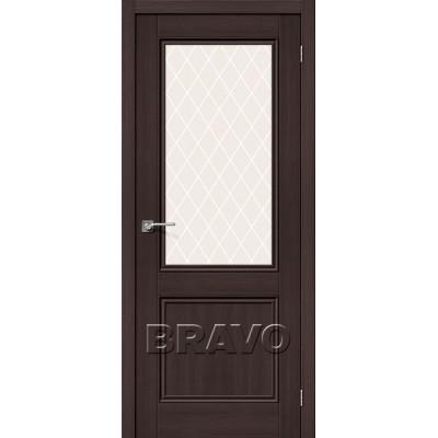 Межкомнатная Дверь Экошпон Порта-63 Wenge Veralinga