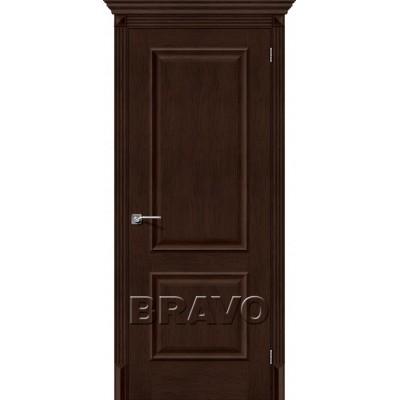 Межкомнатная Дверь Экошпон Классико-12 Antique Oak