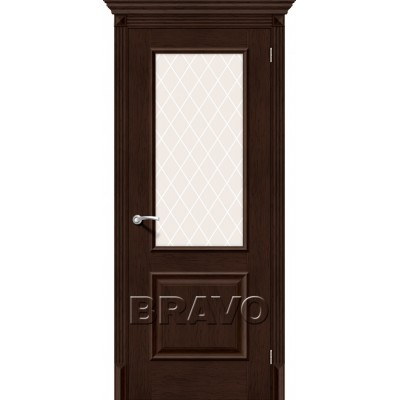 Межкомнатная Дверь Экошпон Классико-13 Antique Oak
