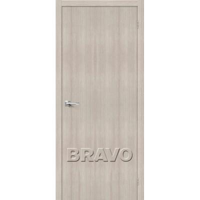 Межкомнатная Дверь Экошпон Тренд-0 Cappuccino Veralinga