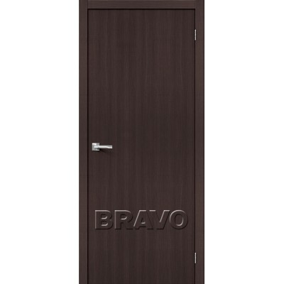 Межкомнатная Дверь Экошпон Тренд-0 Wenge Veralinga