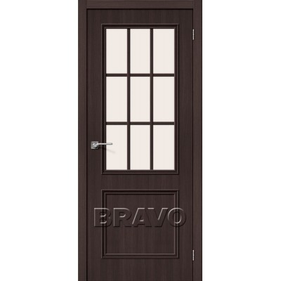 Межкомнатная Дверь Экошпон Симпл-13 Wenge Veralinga