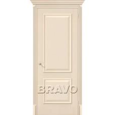 Дверь Экошпон Классико-12 Ivory