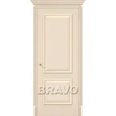 Межкомнатная Дверь Экошпон Классико-12 Ivory