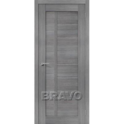 Межкомнатная Дверь Экошпон Порта-26 Grey Veralinga