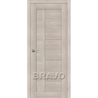 Межкомнатная Дверь Экошпон Порта-26 Cappuccino Veralinga