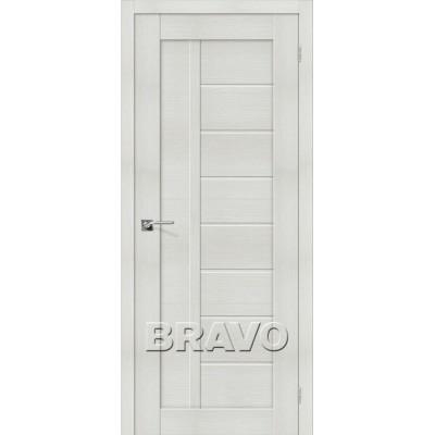 Межкомнатная Дверь Экошпон Порта-26 Bianco Veralinga