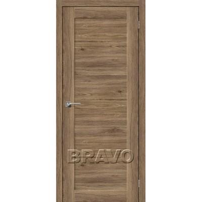 Межкомнатная Дверь Экошпон Легно-21 Original Oak