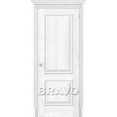 Межкомнатная Дверь Экошпон Классико-12 Silver Ash