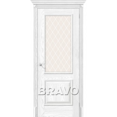 Межкомнатная Дверь Экошпон Классико-13 Silver Ash