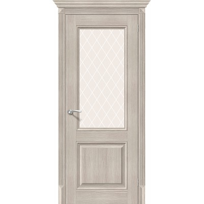 Межкомнатная Дверь Экошпон Классико-33 Cappuccino Veralinga