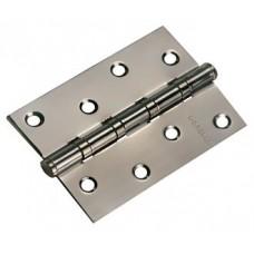 MORELLI Петли стальные универсальные MS 100X70X2.5-4BB Черный никель BN
