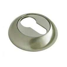 Rucetti Накладка на цилиндр RAP KH Белый никель/хром SN/CP 2 шт.