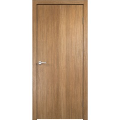 Межкомнатная VellDoris Дверь с четвертью Smart Дуб золотой