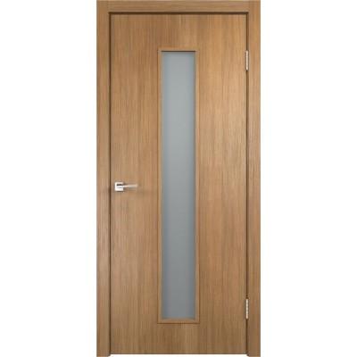 Межкомнатная VellDoris Дверь с четвертью Smart L-2 Дуб золотой мателюкс