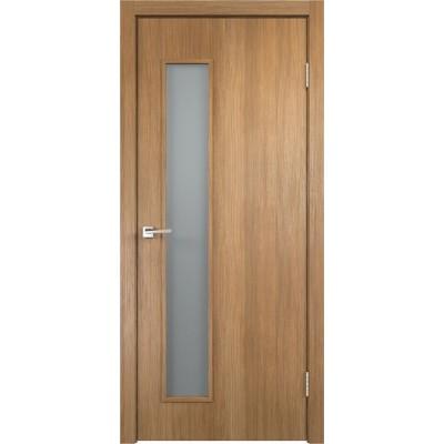 Межкомнатная VellDoris Дверь с четвертью Smart L-3 Дуб золотой мателюкс