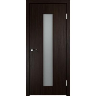 Межкомнатная VellDoris Дверь с четвертью Smart L-2 Венге мателюкс