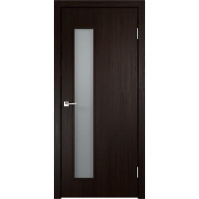 Межкомнатная VellDoris Дверь с четвертью Smart L-3 Венге мателюкс