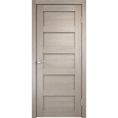 Межкомнатная VellDoris Дверь с четвертью Trend Капучино