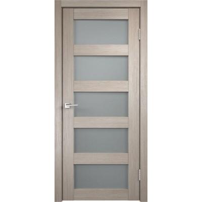 Межкомнатная VellDoris Дверь с четвертью Trend 5 Капучино мателюкс
