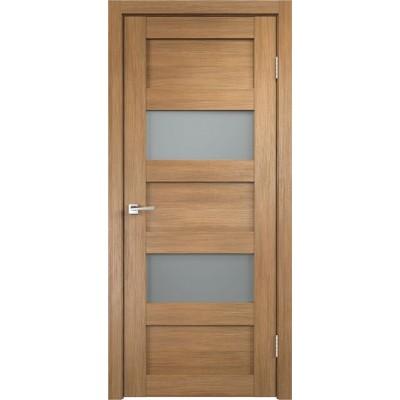Межкомнатная VellDoris Дверь с четвертью Trend 2 Дуб золотой