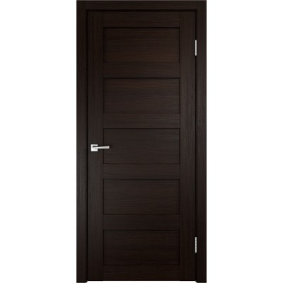 Межкомнатная VellDoris Дверь с четвертью Trend Венге