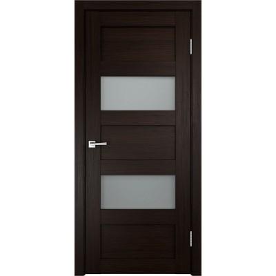 Межкомнатная VellDoris Дверь с четвертью Trend 2 Венге