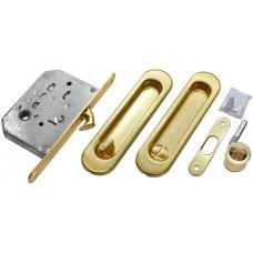 MORELLI Комплект для раздвижных дверей MHS150 WC Матовое золото SG