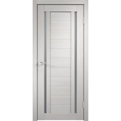 Межкомнатная VellDoris Дверь с четвертью Duplex 2 Дуб белый мателюкс