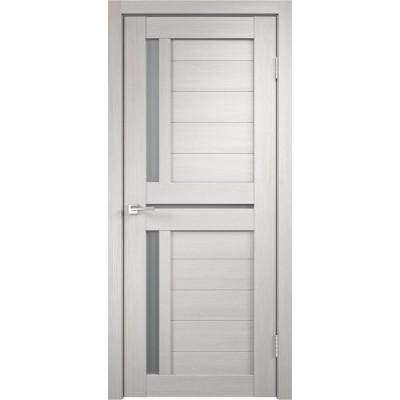 Межкомнатная VellDoris Дверь с четвертью Duplex 3 Дуб белый мателюкс