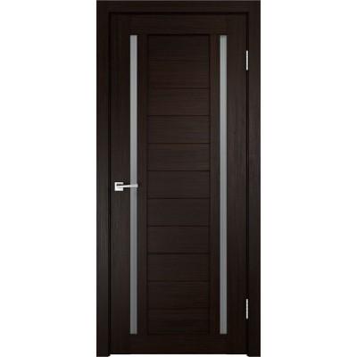 Межкомнатная VellDoris Дверь с четвертью Duplex 2 Венге мателюкс