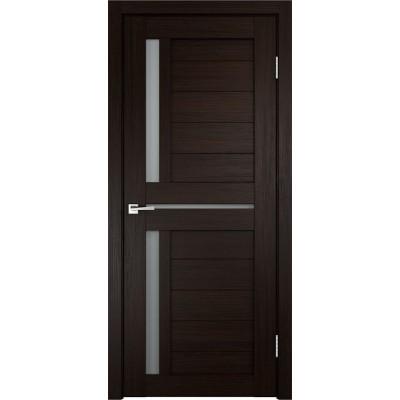 Межкомнатная VellDoris Дверь с четвертью Duplex 3 Венге мателюкс
