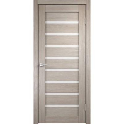 Межкомнатная VellDoris Дверь с четвертью Duplex 8 Капучино лакобель