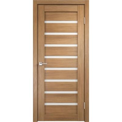 Межкомнатная VellDoris Дверь с четвертью Duplex 8 Дуб золотой лакобель
