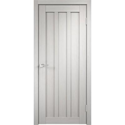 Межкомнатная VellDoris Дверь с четвертью Interi 3 Дуб белый