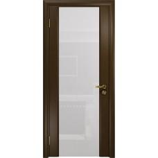 Дверь DioDoor Триумф-3 венге белый триплекс