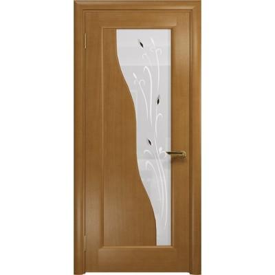 Межкомнатная Дверь DioDoor Торино анегри белое пескоструйное Рами