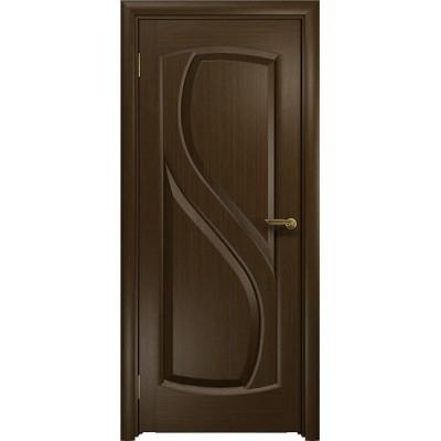 Межкомнатная Дверь DioDoor Диона-1 венге